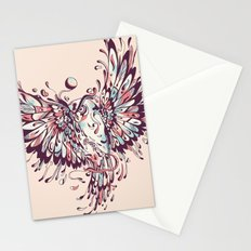 The Wisdoms and Wonderings of a Wide-Eyed Wanderer Stationery Cards