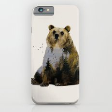 Bear Relaxing iPhone 6 Slim Case