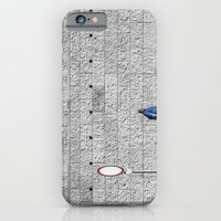 iPhone Cases featuring L'ombre by Sébastien BOUVIER