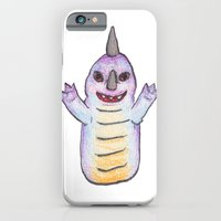 iPhone & iPod Case featuring Wormrah by Grumble Toy