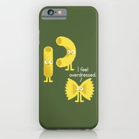 iPhone & iPod Case featuring Pasta Party by David Olenick