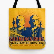 Salamanca Brothers Tote Bag