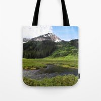 Crested Butte Tote Bag