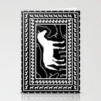 Unicorns N10 Stationery Cards