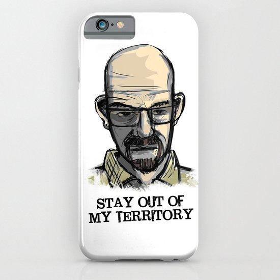 Mr. White iPhone & iPod Case
