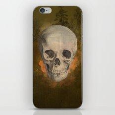 Field of Nightmares iPhone & iPod Skin