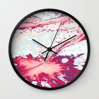 Petiole Wall Clock