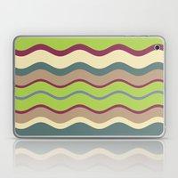 Appley Wave Laptop & iPad Skin