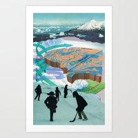 arsicollage_7 Art Print