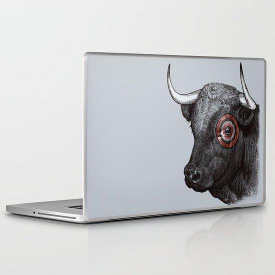 Bullseye Laptop & iPad Skin