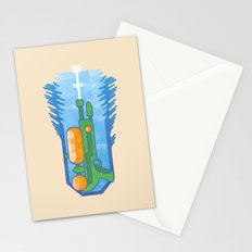 Supersoaker Stationery Cards