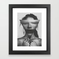 The Dimension Of Her Sou… Framed Art Print
