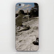 Dylan White iPhone & iPod Skin