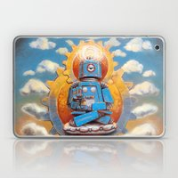 Buddha Bot v5  Laptop & iPad Skin