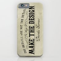 The Details are not the Details iPhone 6 Slim Case
