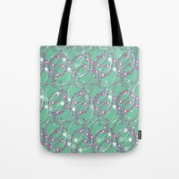 Chain link Tote Bag