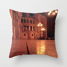 REAL BASILICA - VALENCIA Throw Pillow