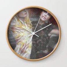 lucious Wall Clock