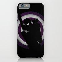 SuperHeroes Shadows : Ha… iPhone 6 Slim Case