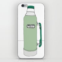 Classic Stanley Thermos iPhone & iPod Skin