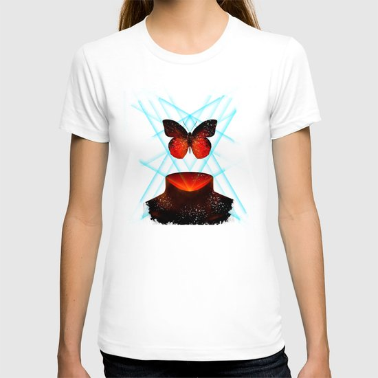 Beautiful Symmetry Butterfly T-shirt