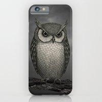 An Owl iPhone 6 Slim Case