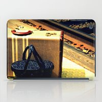 A Vintage Suitcase And A… iPad Case