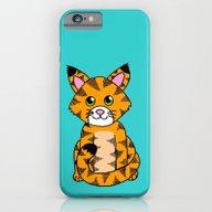 Little Ginger Tabby iPhone 6 Slim Case