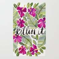 Killin' It – Tropical … Rug