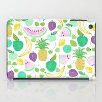 Fruit Punch Retro 2 iPad Case