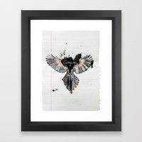 Carry Me Framed Art Print