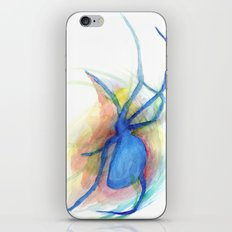 as she counted the spiders iPhone & iPod Skin