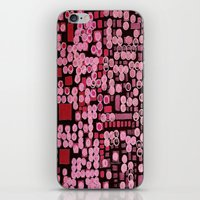 :: Pink Noise Ordinance :: iPhone & iPod Skin