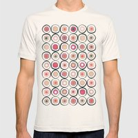 That's How He [sushi] Ro… Mens Fitted Tee Natural SMALL