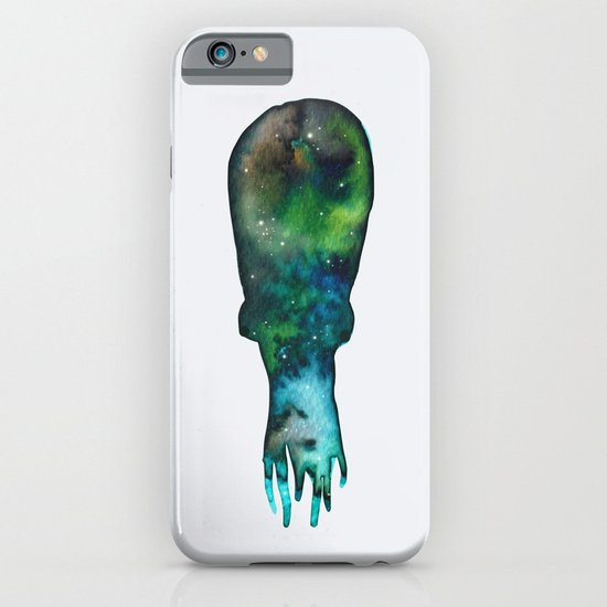galaxy cuttlefish iPhone & iPod Case