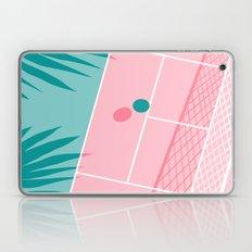 Jock - Tennis Sport Retr… Laptop & iPad Skin