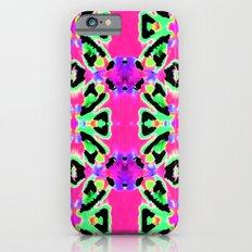 Neon Vibrations iPhone 6s Slim Case