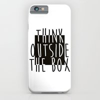 quote iPhone & iPod Cases featuring Quote by Motivational