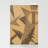 - Silence - Stationery Cards