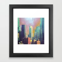 Dallas Ya'll Framed Art Print