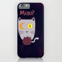 Miau? iPhone 6 Slim Case