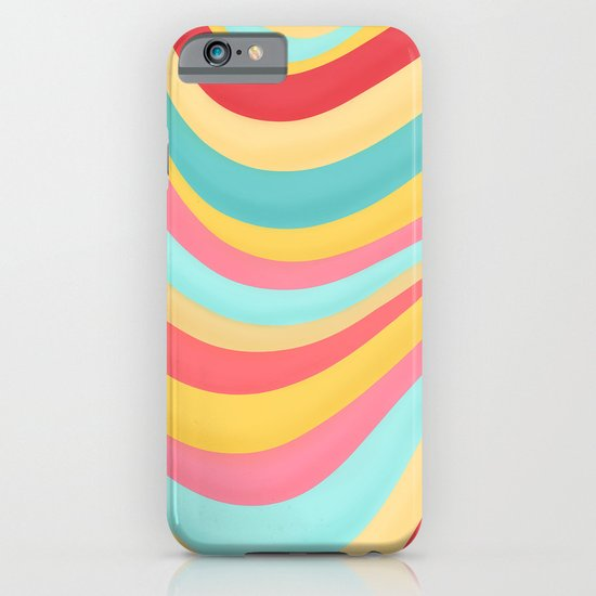 Candy Curves iPhone & iPod Case