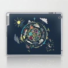 Running Like Clockworld Laptop & iPad Skin