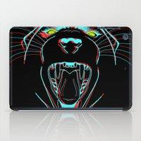 Black Panther iPad Case