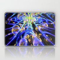 Bosons Traversing The Hi… Laptop & iPad Skin