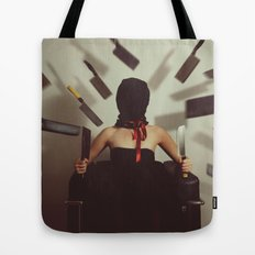 Assassin Tote Bag