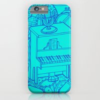 iPhone & iPod Case featuring #MoleskineDaily_48 by maykel nunes