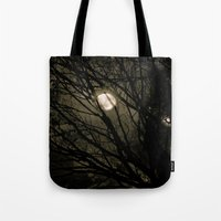 It's a full moon, so what? Tote Bag