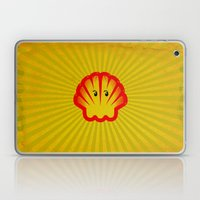 Look! There is a Ghost  in the Shell! Laptop & iPad Skin