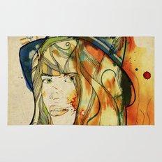 Portraits, Ann. Rug